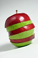 Diverse apple