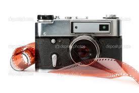 Camera and film