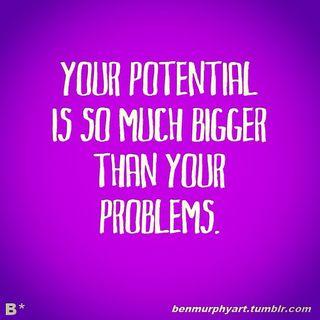 Potential bigger