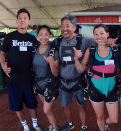 Skydive family