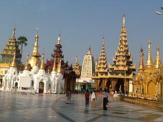 Myanmar Schwe Dagon